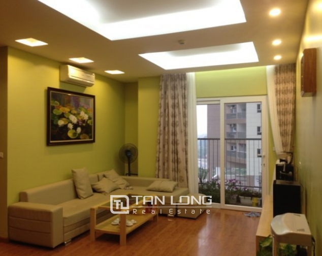 Beautiful Apartment With Modern Furniture In Tower A Golden Palace For Lease