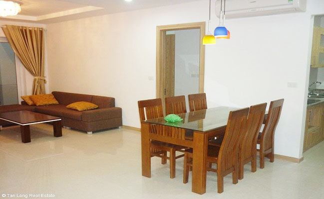 Fully furnished 3 bedroom apartment for rent in Golden