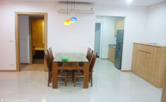 fully furnished 3 bedroom apartment for rent in golden palace nam tu
