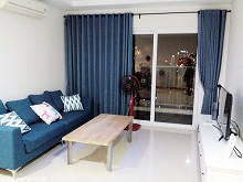 Gorgeous apartment with 4 bedrooms for rent at Golden Palace, Nam Tu Liem, Hanoi